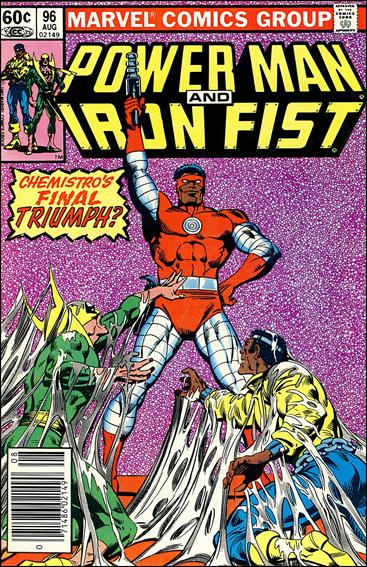 Power Man and Iron Fist (1978) 96-A by Marvel