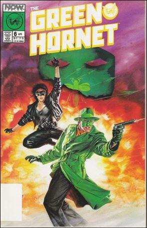 Green Hornet (1989) 6-A