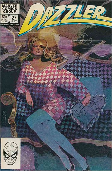 Dazzler (1981) 27-A by Marvel