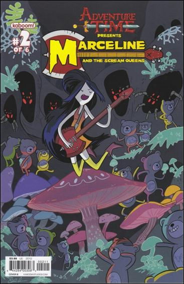 Adventure Time: Marceline and the Scream Queens 2-B by Kaboom!