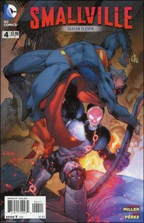Smallville Season 11 4-A