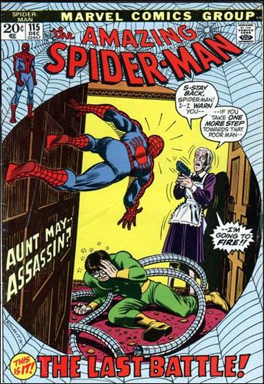 Amazing Spider-Man (1963) 115-A by Marvel