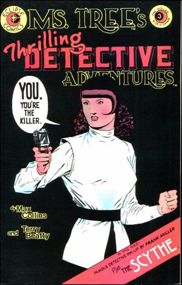Ms. Tree's Thrilling Detective Adventures 3-A by Eclipse