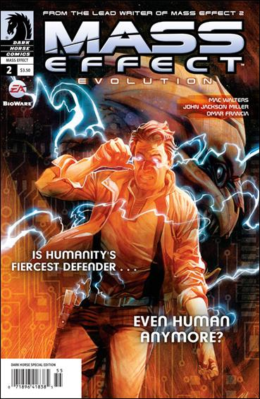 Mass Effect: Evolution 2-A by Dark Horse