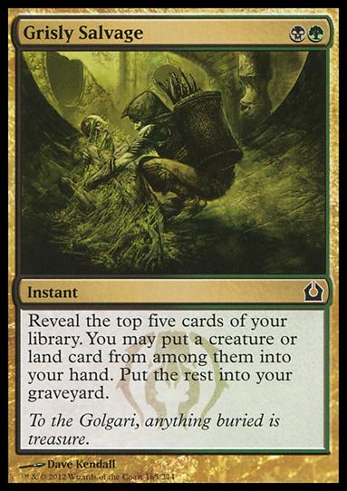 Magic the Gathering: Return to Ravnica (Base Set)165-A by Wizards of the Coast