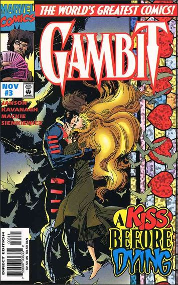 Gambit (1997) 3-A by Marvel