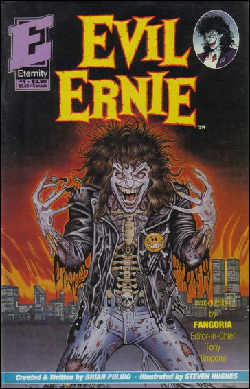 Evil Ernie (1991) 1-A by Eternity