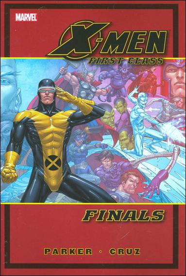 X-Men: First Class - Finals nn-A by Marvel