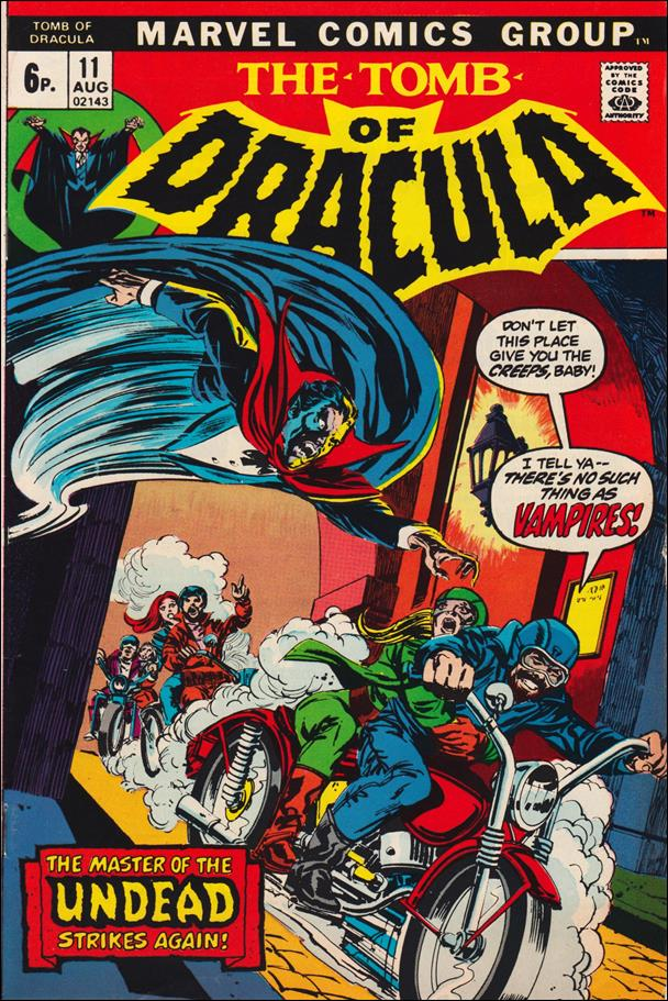 Tomb of Dracula (1972) 11-B by Marvel