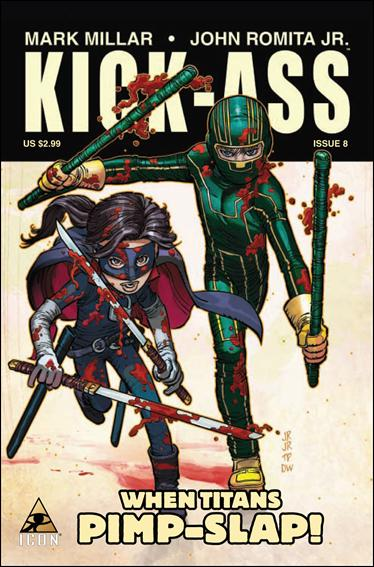 Kick-Ass 8-A by Icon