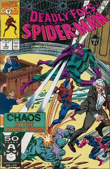 Deadly Foes of Spider-Man 2-A by Marvel