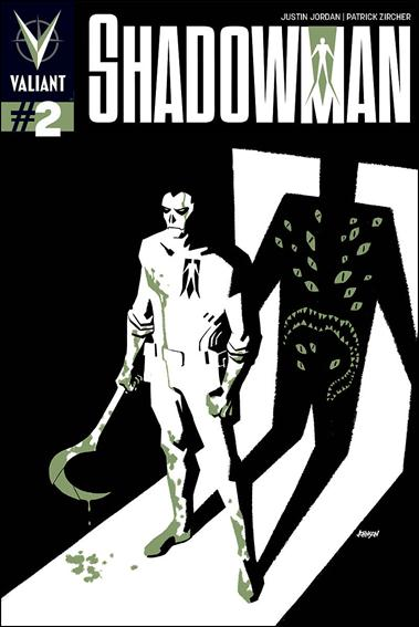 Shadowman (2012) 2-B by Valiant Entertainment