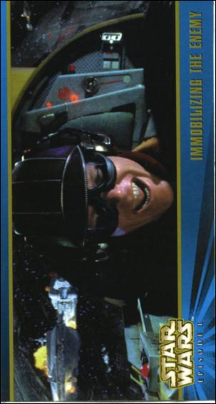 Star Wars: Episode I Widevision: Series 2 (Base Set) 72-A by Topps