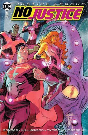 Justice League: No Justice 1-A