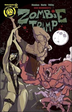 Zombie Tramp 11-A