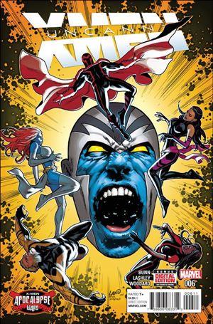 Uncanny X-Men (2016) 6-A