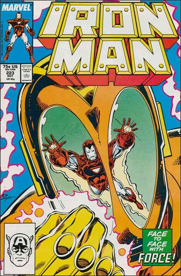 Iron Man (1968) 223-A by Marvel