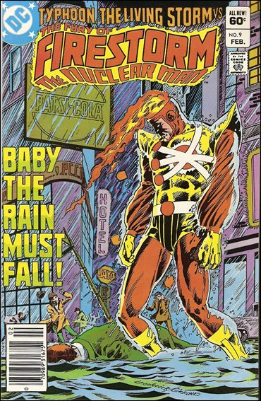 Fury of Firestorm 9-A by DC