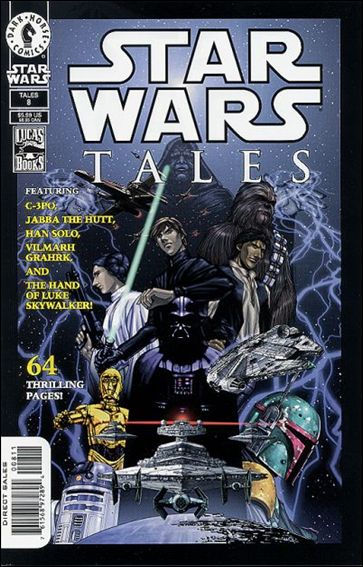 Star Wars Tales 8-A by Dark Horse