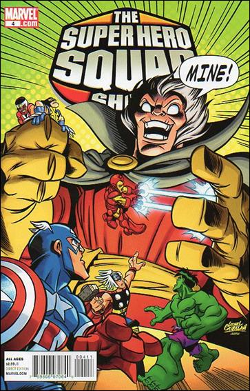 Marvel Super Hero Squad (2010) 4-A by Marvel