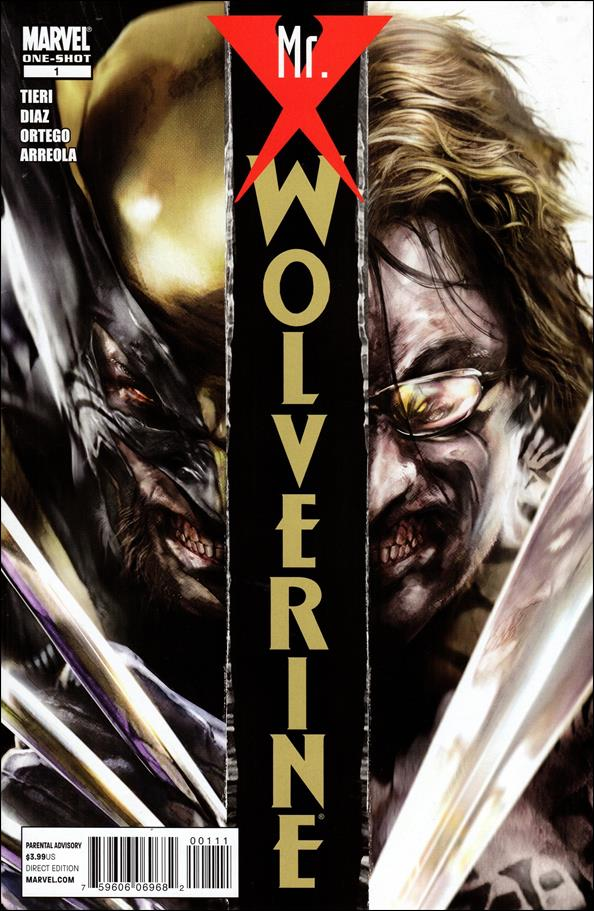 Wolverine: Mr. X 1-A by Marvel