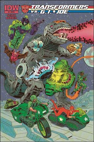 Transformers vs. G.I. Joe 2-C
