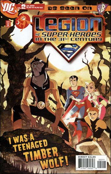 Legion of Super-Heroes in the 31st Century 2-A by DC