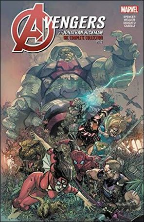 Avengers by Jonathan Hickman: The Complete Collection 2-A