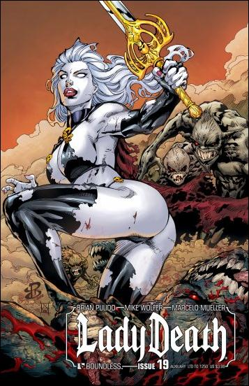 Lady Death (2010) 19-F by Boundless Comics