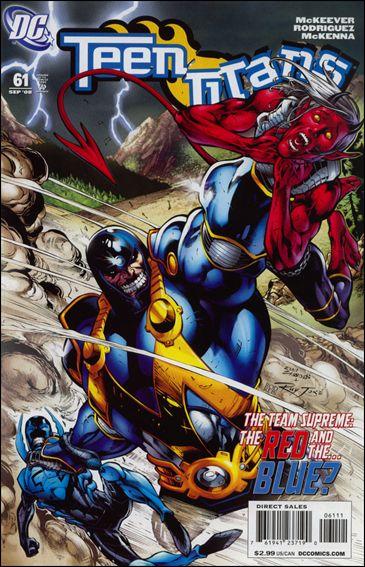 Teen Titans (2003) 61-A by DC