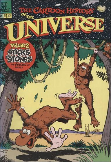 Cartoon History of the Universe 2-B by Rip Off Press