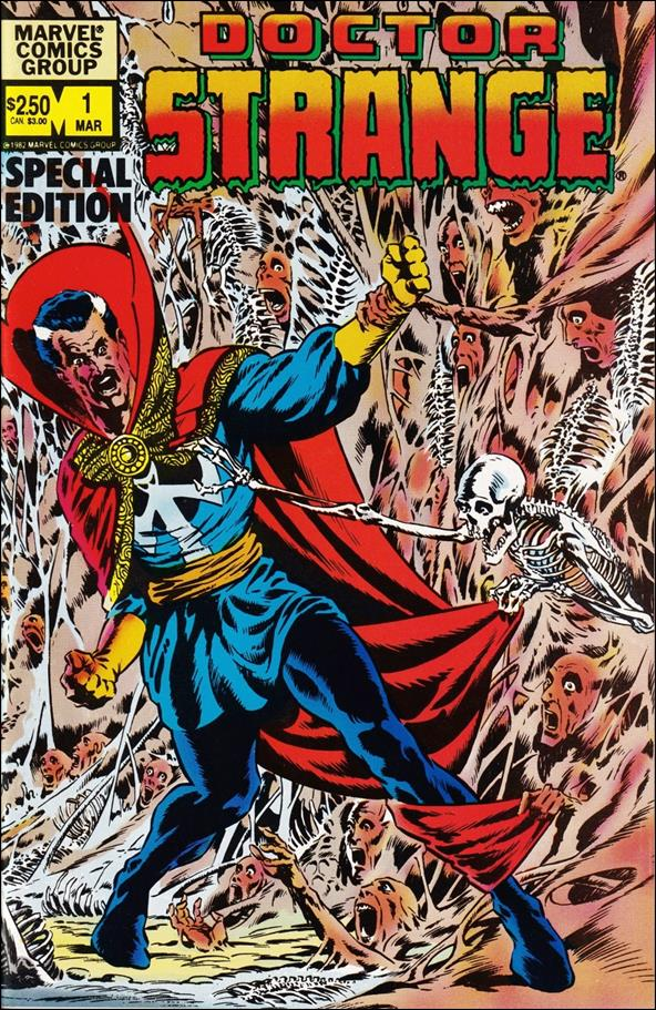 Doctor Strange/Silver Dagger 1-A by Marvel