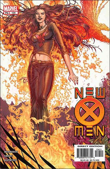 New X-Men (2001) 134-A by Marvel