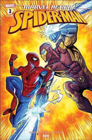 Marvel Action: Spider-Man (2020) 3-A