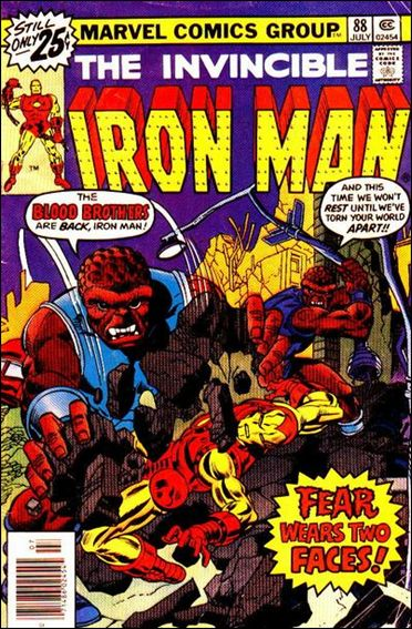 Iron Man (1968) 88-A by Marvel