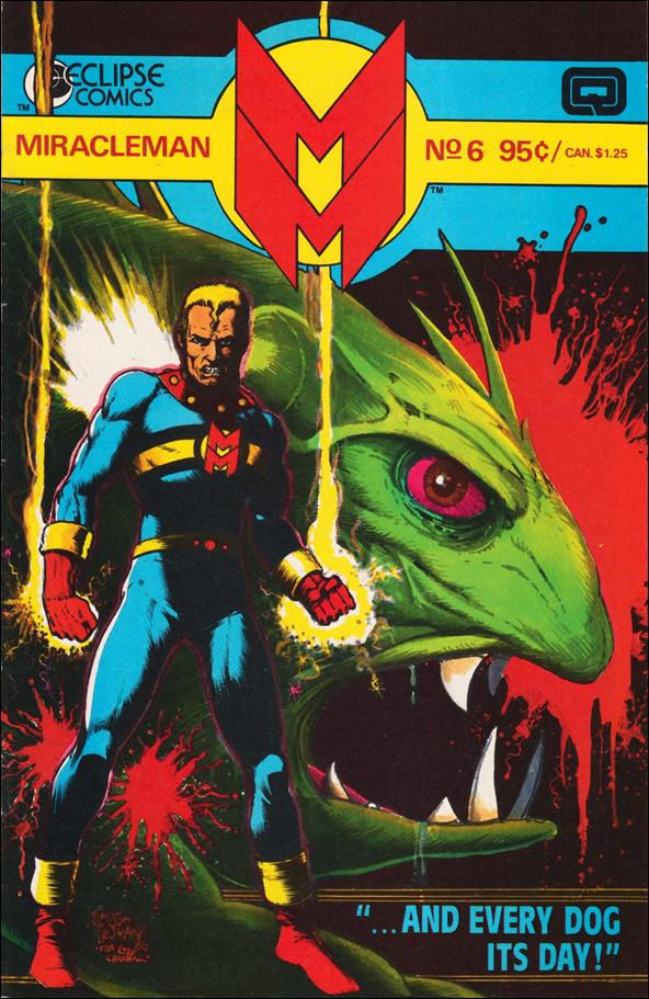 Miracleman (1985) 6-A by Eclipse