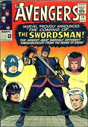 Avengers (1963) 19-A