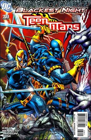 Teen Titans (2003) 78-A