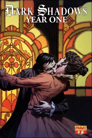 Dark Shadows: Year One 2-A by Dynamite Entertainment