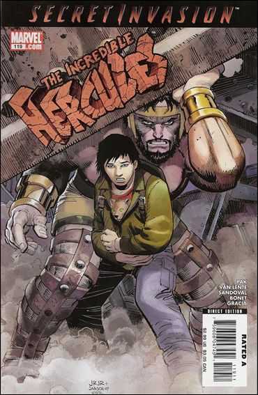 Incredible Hercules 119-A by Marvel