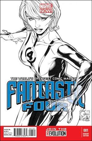 Fantastic Four (2013) 1-D