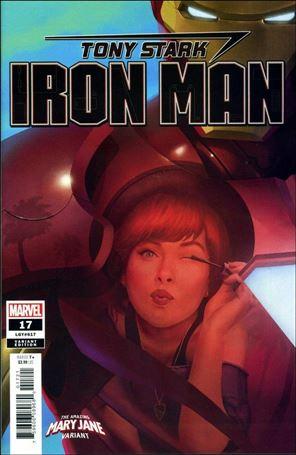 Tony Stark: Iron Man 17-B