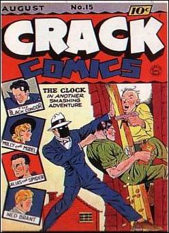 Crack Comics 15-A by Quality