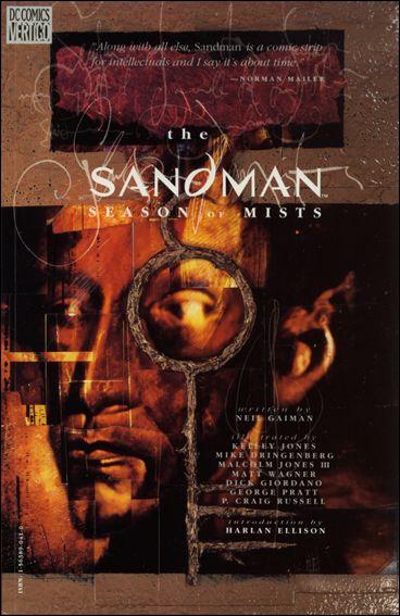 Sandman 4-D by Vertigo