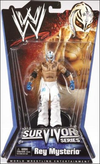 wwe survivor series 2009 rey mysterio jan 2010 action