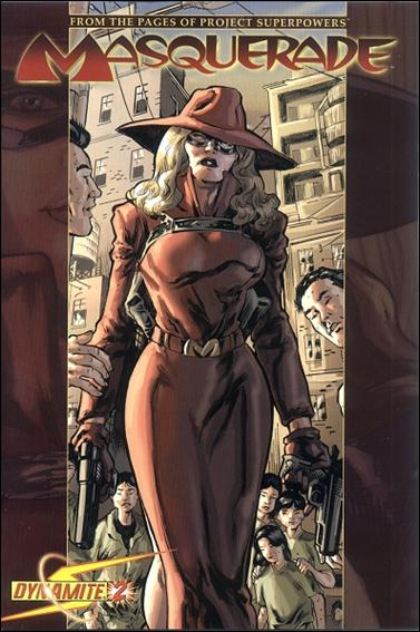 Masquerade (2009) 2-B by Dynamite Entertainment