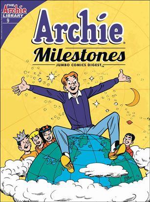 Archie Milestones Jumbo Comics Digest 9-A