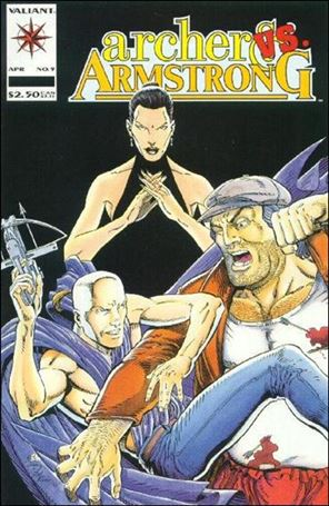 Archer & Armstrong (1992) 9-A
