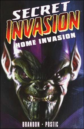 Secret Invasion: Home Invasion nn-A by Marvel