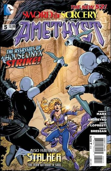 Sword of Sorcery (2012) 5-A by DC